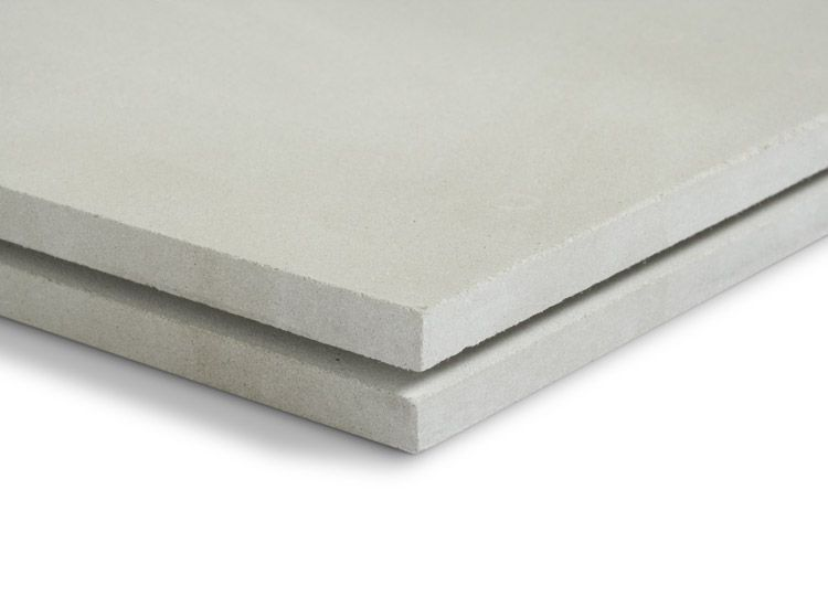 AQUAPANEL® Cement Board Floor Detailansicht